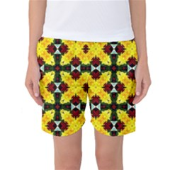 Cute Pattern Gifts Women s Basketball Shorts