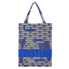 Christian Classic Tote Bags