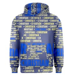 Christian Men s Pullover Hoodies