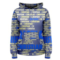 Christian Women s Pullover Hoodies