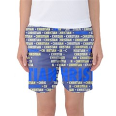 Christian Women s Basketball Shorts