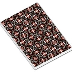 Cute Pattern Gifts Large Memo Pads