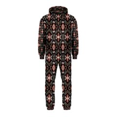 Cute Pattern Gifts Hooded Jumpsuit (Kids)