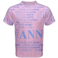 Anne Men s Cotton Tees