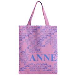 Anne Zipper Classic Tote Bags