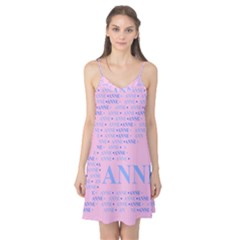 Anne Camis Nightgown