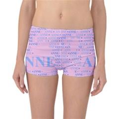 Anne Reversible Boyleg Bikini Bottoms
