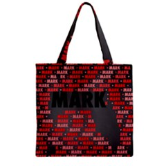 Mark Zipper Grocery Tote Bags