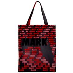 Mark Zipper Classic Tote Bags
