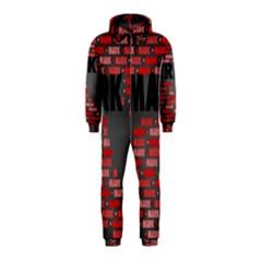 Mark Hooded Jumpsuit (kids)