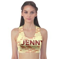 Jenny Sports Bra
