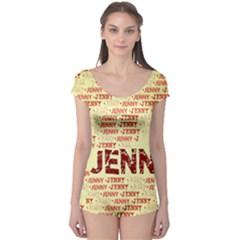 Jenny Short Sleeve Leotard