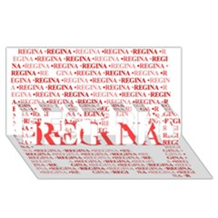 Regina BEST BRO 3D Greeting Card (8x4)