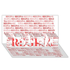 Regina Believe 3d Greeting Card (8x4)