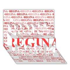 Regina You Rock 3D Greeting Card (7x5)