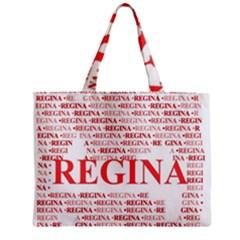 Regina Zipper Tiny Tote Bags