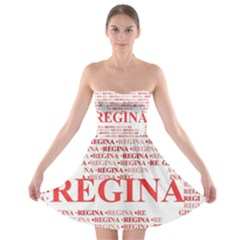 Regina Strapless Bra Top Dress