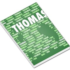 Thomas Large Memo Pads