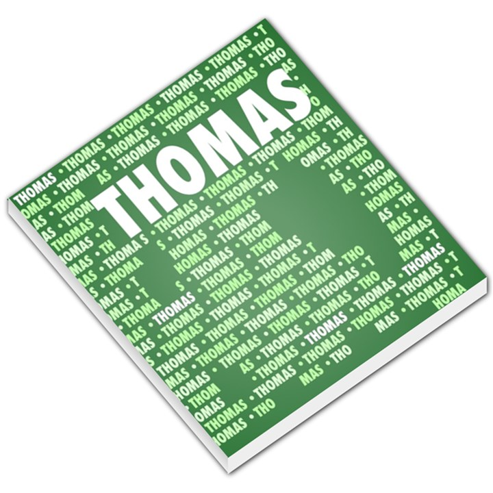 Thomas Small Memo Pads