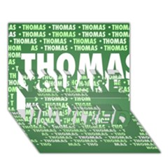 Thomas You Are Invited 3d Greeting Card (7x5)