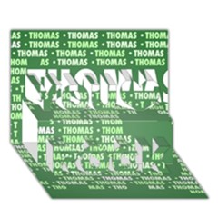 Thomas You Rock 3D Greeting Card (7x5)