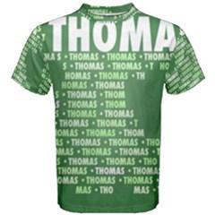 Thomas Men s Cotton Tees