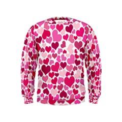 Heart 2014 0933 Boys  Sweatshirts
