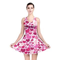 Heart 2014 0933 Reversible Skater Dresses