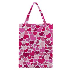 Heart 2014 0933 Classic Tote Bags
