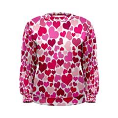 Heart 2014 0933 Women s Sweatshirts