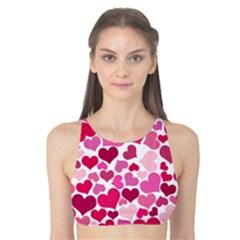 Heart 2014 0933 Tank Bikini Top
