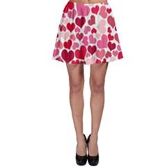 Heart 2014 0934 Skater Skirts