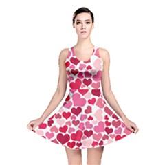 Heart 2014 0934 Reversible Skater Dresses