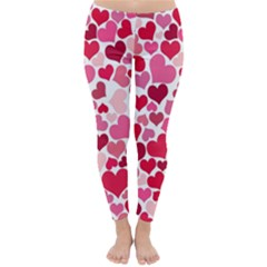 Heart 2014 0934 Winter Leggings