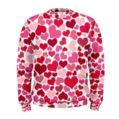 Heart 2014 0934 Men s Sweatshirts