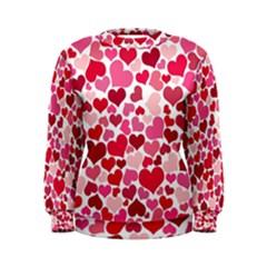 Heart 2014 0934 Women s Sweatshirts