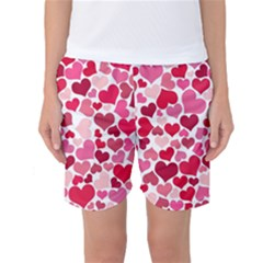 Heart 2014 0934 Women s Basketball Shorts