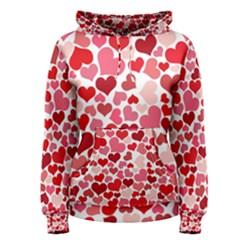 Heart 2014 0935 Women s Pullover Hoodies