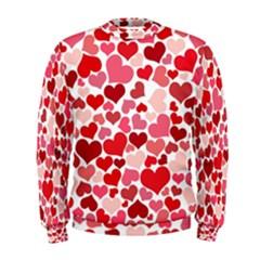 Heart 2014 0935 Men s Sweatshirts