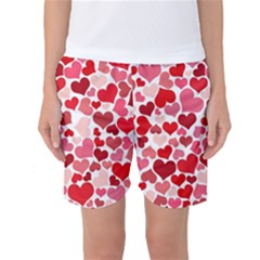 Heart 2014 0935 Women s Basketball Shorts