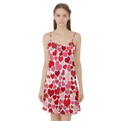 Heart 2014 0935 Satin Night Slip
