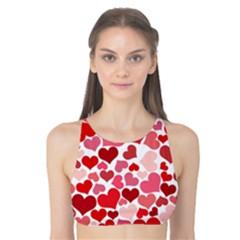 Heart 2014 0935 Tank Bikini Top