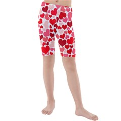 Heart 2014 0937 Kid s swimwear