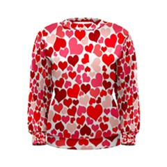 Heart 2014 0937 Women s Sweatshirts