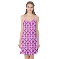 Awesome Retro Pattern Lilac Camis Nightgown