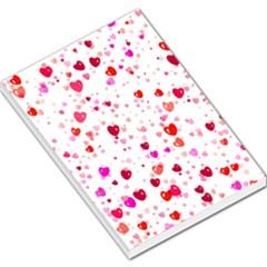 Heart 2014 0601 Large Memo Pads