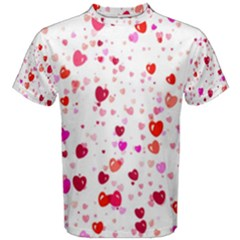 Heart 2014 0601 Men s Cotton Tees
