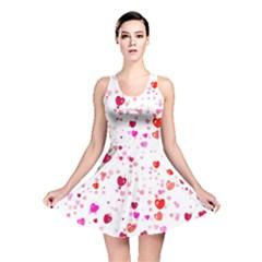 Heart 2014 0601 Reversible Skater Dresses