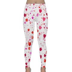 Heart 2014 0601 Yoga Leggings
