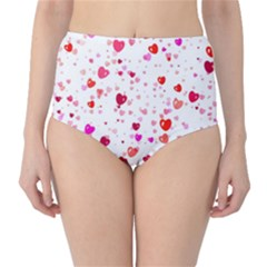 Heart 2014 0601 High-Waist Bikini Bottoms
